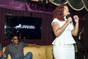 Syleena Johnson Album Listening Party